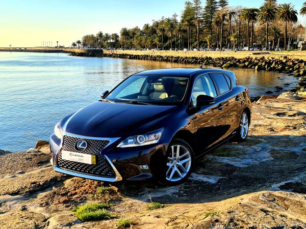 LEXUS CT 200h Executive Plus