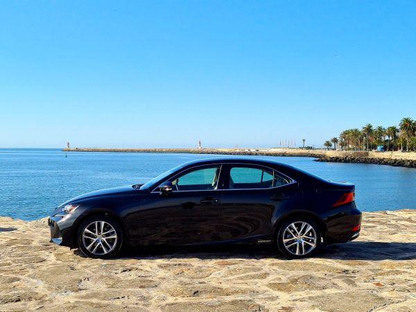Gama De Automóveis Usados Lexus